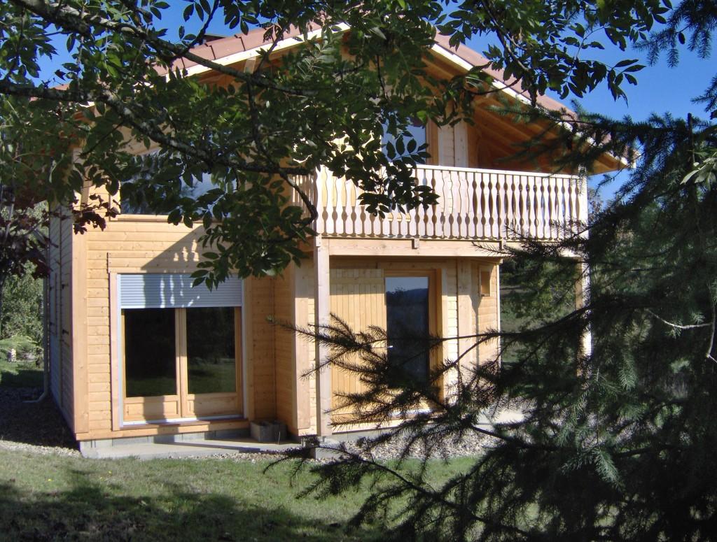Maison Ossature Bois 42 Apinac