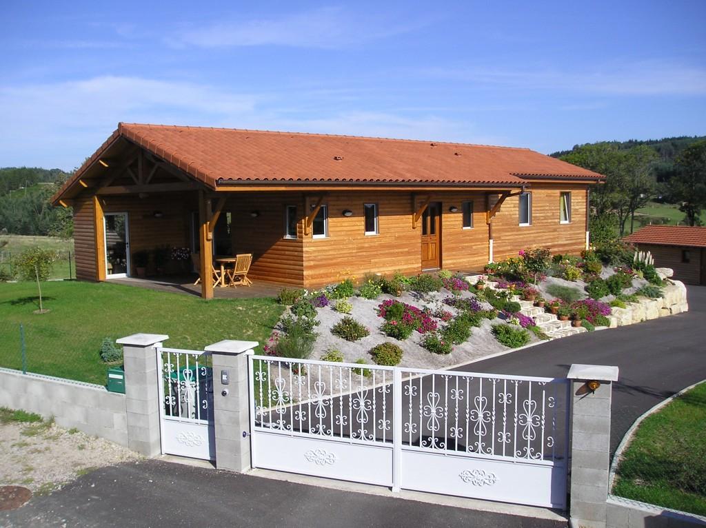 Maison Ossature Bois 42 Loire Estivareilles4