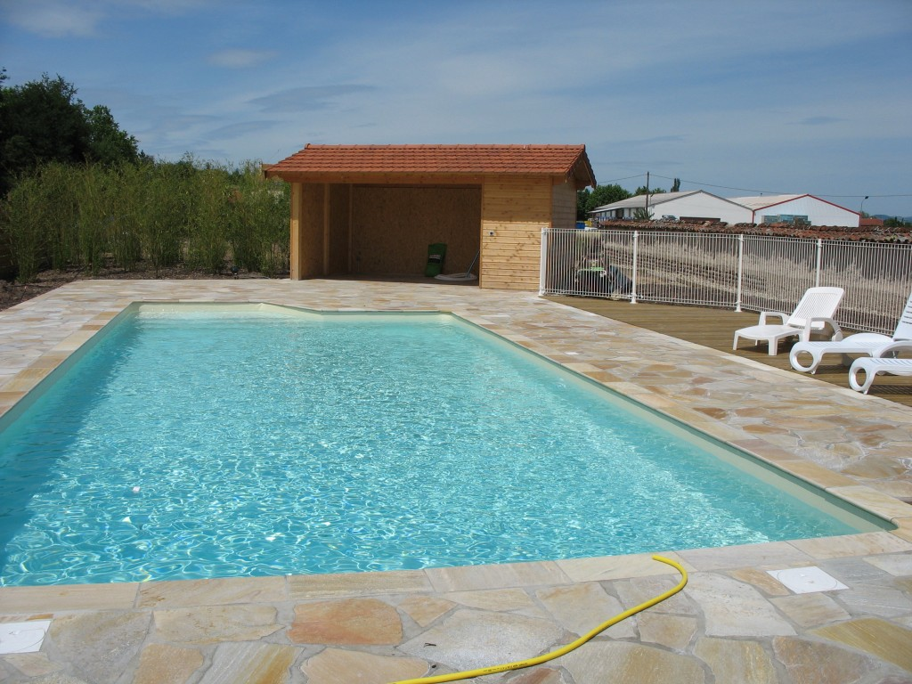 POOL HOUSE 42 Loire