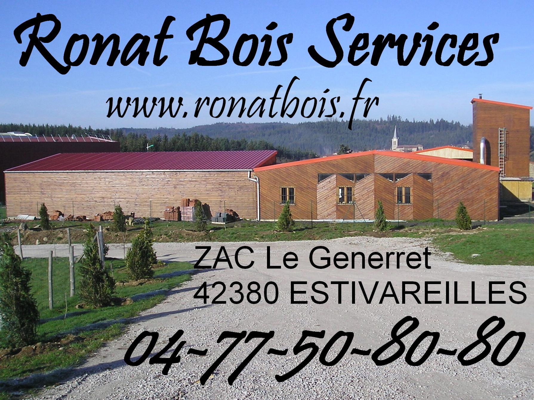 BATIMENT OSSATURE BOIS 42 Loire ESTIVAREILLES