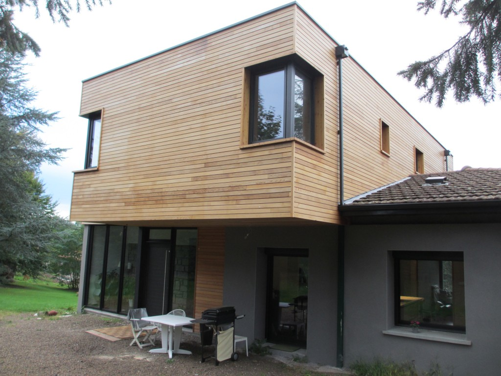 Extension 42 Loire LA FOUILLOUSE 1